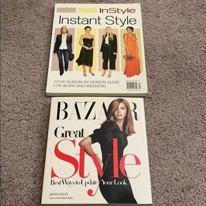 InStyle Instant Style- Harpers Bazaar Great Style